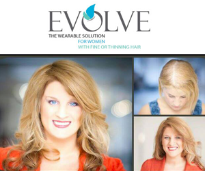 Thin Hair? Get Evolved